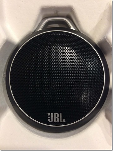 JBL Micro Wireless 主體